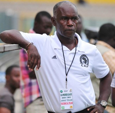 Inter Allies coach Herbert Addo is confident of side's survival