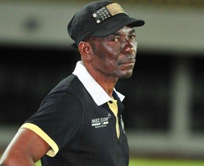 JE Sarpong is coach of Ebusua Dwarfs