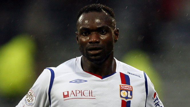 John Mensah marked his debut for Nitra in defeat