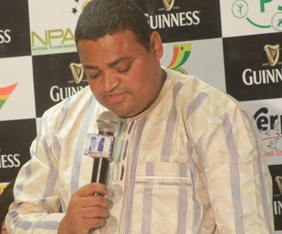 Deputy Sports Minister Joseph Yamin