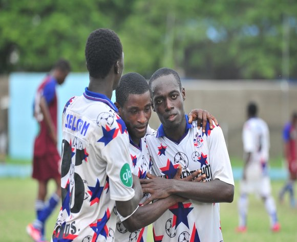 Kennedy Ashia has returned to Liberty Professionals