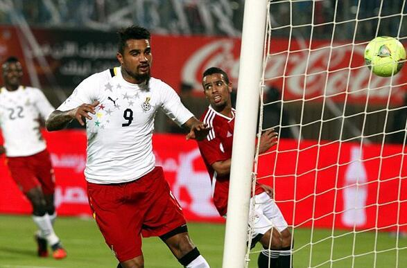 Kevin-Prince Boateng expected in Black Stars camp on Monday