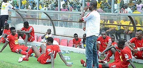 Heart of Lions stunned Asante Kotoko in Kumasi on Wednesday