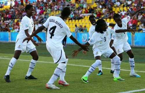 Ghana beat Korea in the opening World Cup game