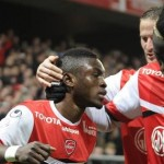 Black Stars striker Majeed Waris happy with Valenciennes winning character after inspiring victory over Stade Rennes
