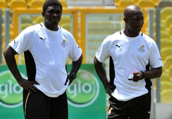 Kwesi Appiah and Maxwell Konadu to begin visiting players in Europe