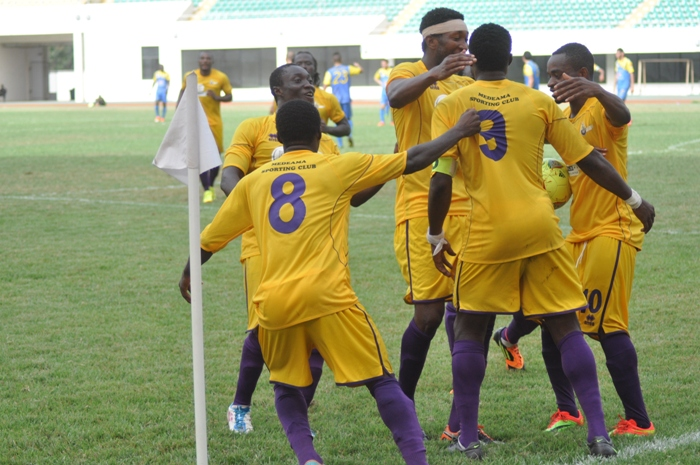Medeama are through to the final stage of CAF Confederation Cup