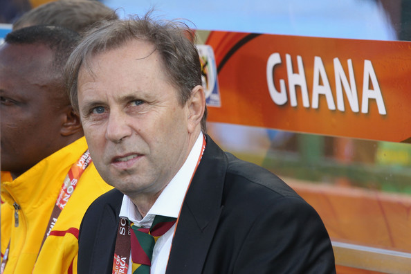Milovan Rajevac is in a three-man horse race for  to become coach of Benin