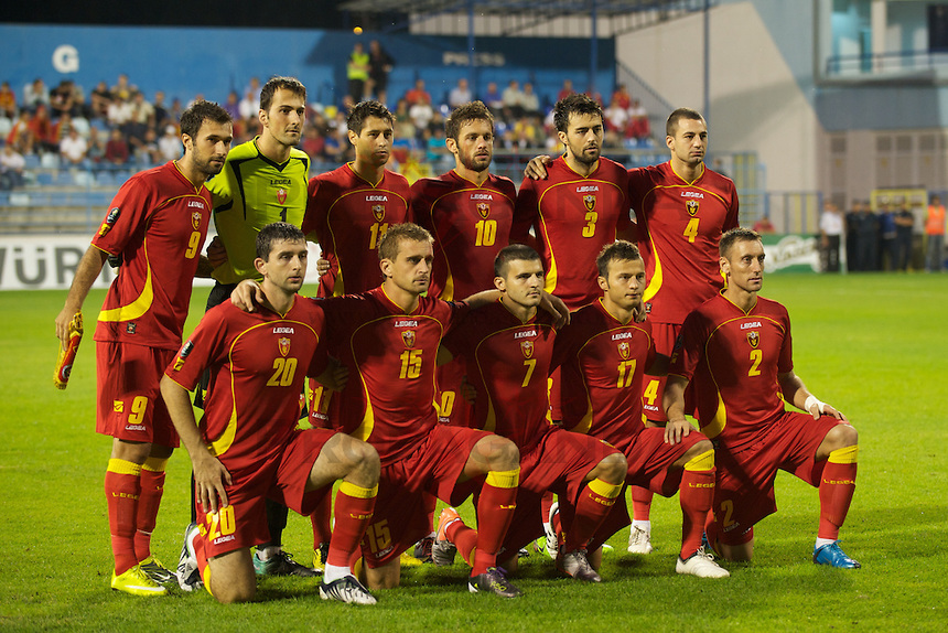 Montenegro will start camping on Sunday ahead of Ghana friendly