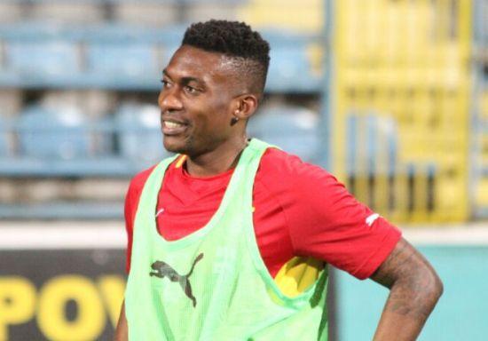 Ghana defender David Addy starts for Ghana