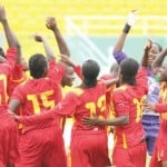 Ghana's Black Queens invited to play Namibia in anniversary match
