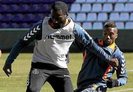 Quincy Owusu Abeyie failed to impress at Real Valladolid