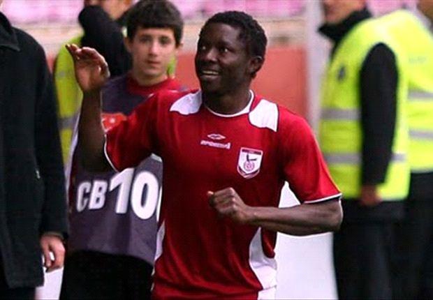 Shaibu Yakubu scored for 1461 Trabzon
