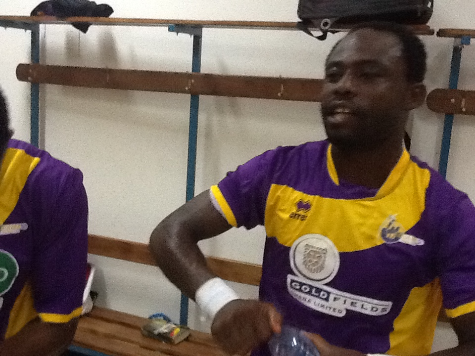 Tanko Mohammed is planning to drag Medeama to the GFA over unpaid contract fee