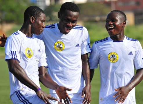 Tema Youth on its way to Premier League return