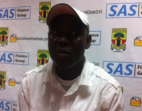 Berekum Chelsea coach Lokko blasts 'foolish' fans who charged on him after draw