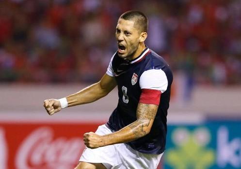 USA captain Clint Dempsey