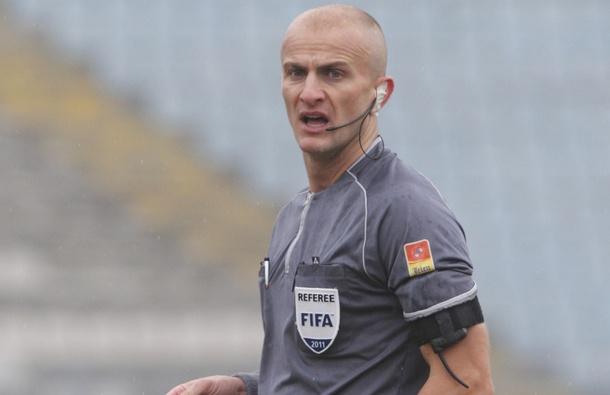 Serbian referee Vlado Glo?ovi?