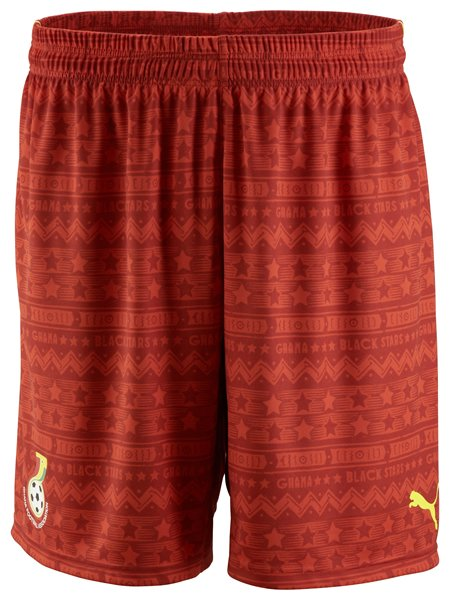 Black Stars away short