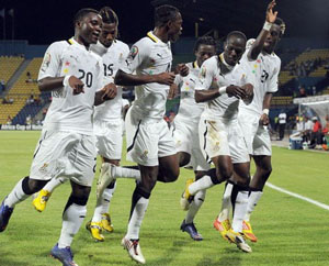 Ghana will not take part in the CAF's planned training programme for African teams participating in the forthcoming 2014 FIFA World Cup finals in Brazil, GHANAsoccernet.com can exclusively reveal.