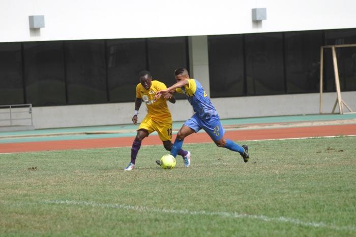 Samuel Adade has hailed Medeama fans