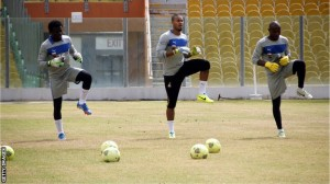 Ghana face World Cup goalkeeping conundrum