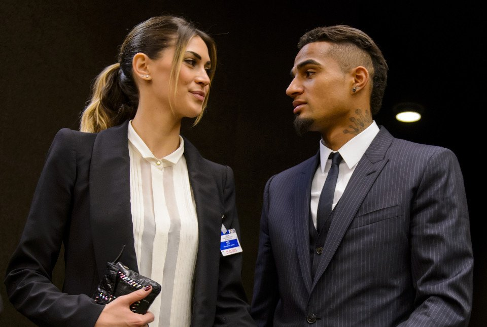 Kevin Boateng to wed Melissa Satta after 2014