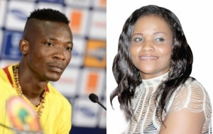 Another Ghana international football star, John Paintsil, is heading for the divorce lane as his wife, Richlove Paintsil, has filed for separation at an Accra High Court but the defenders has refused to sign the court documents.