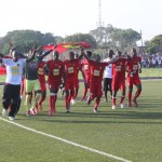 FT: First Capital Plus Premier League : King Faisal 1-0 Kotoko; Lions 3-2 Bechem United