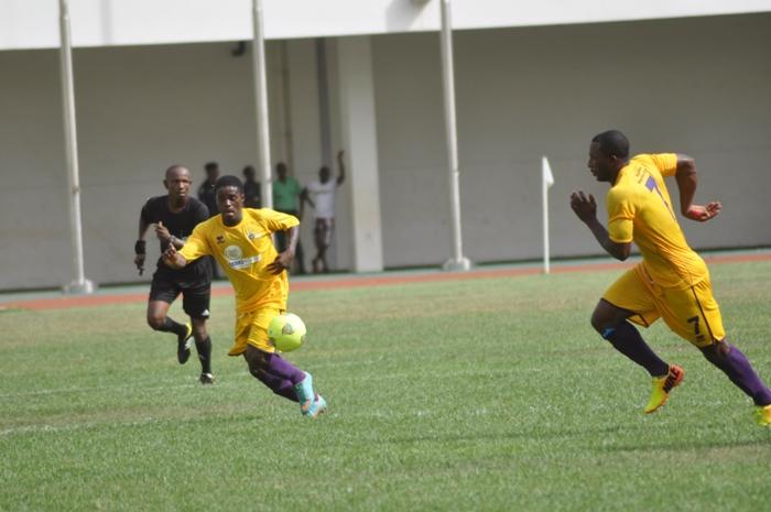 Kwame Boahene is a transfer target for Kotoko