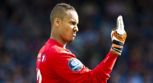Ghana goalkeeper Adam Kwarasey pulled some outstanding saves in the Norwegian top-flight showing his readiness for the upcoming World Cup.