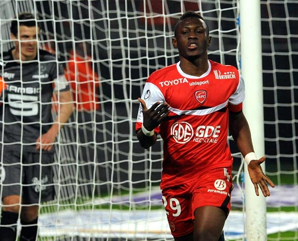 Abdul Majeed Waris has scored eight goals in 11 matches.