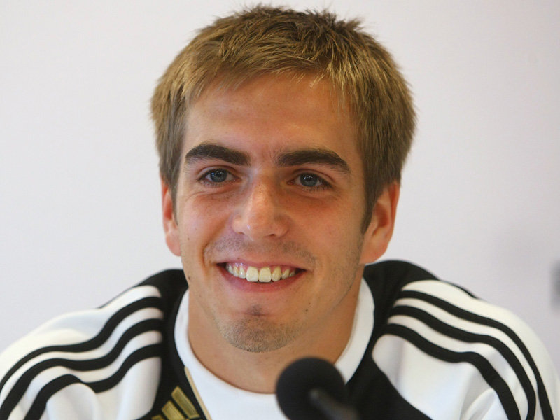 Phillip Lahm wary of Black Stars threat.