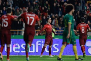 Video: Ghana's World Cup opponents Portugal massacre Cameroon 5-1, Ronaldo sets scoring record