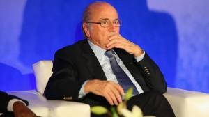 FIFA President Sepp Blatter laments referee Andoh attack