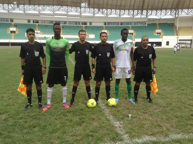 Medeama vs. Zesco United