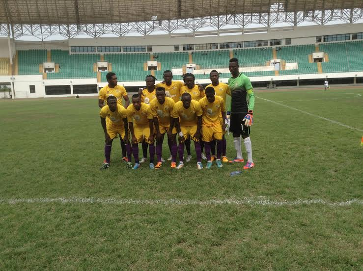 Medeama beat Zesco United in CAF Confed Cup