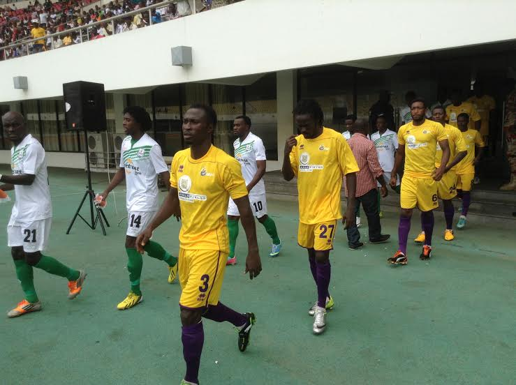 Medeama lost 1-0 at Zesco United