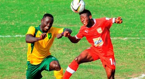 Abdul Aziz Yusif scored a brace against Bechem