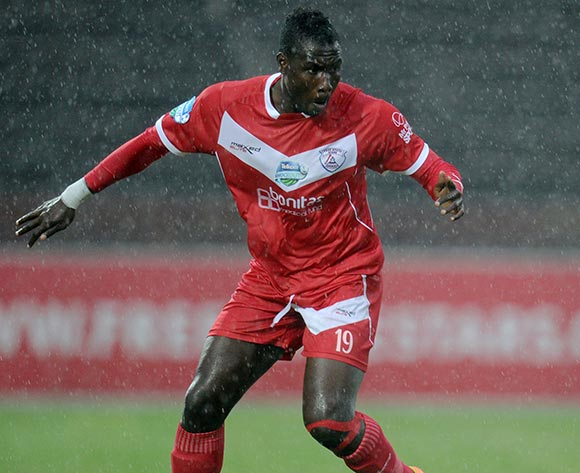 Abdul Basit scored for Free State Stars on Saturday
