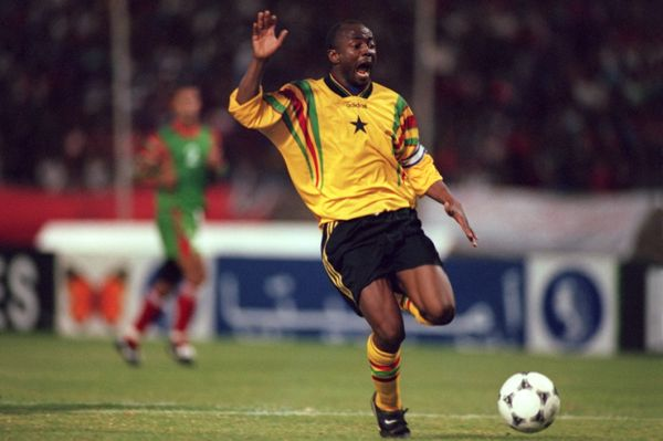 Ottmar Hitzfeld picks Abedi Pele as Africa's All-time best player