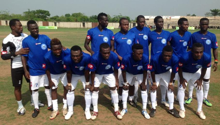 Aduana Stars defeated Liberty Professionals 3-0