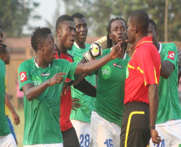 Aduana Stars held Lions in Kpando