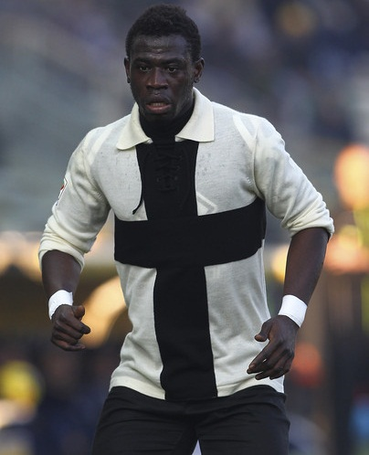 Afriyie Acquah was dropped to the Parma bench