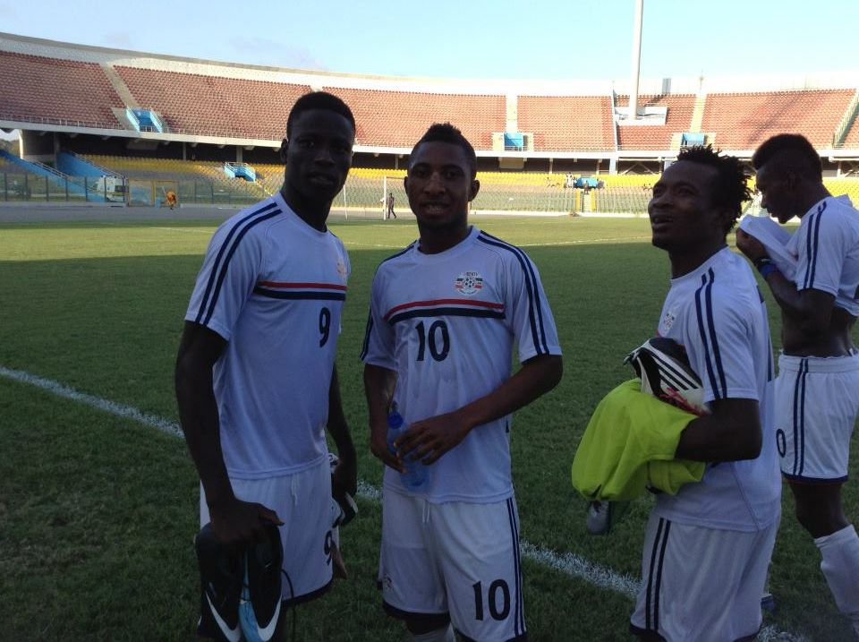 Liberty Professionals drew with Berekum Chelsea on Wednesday