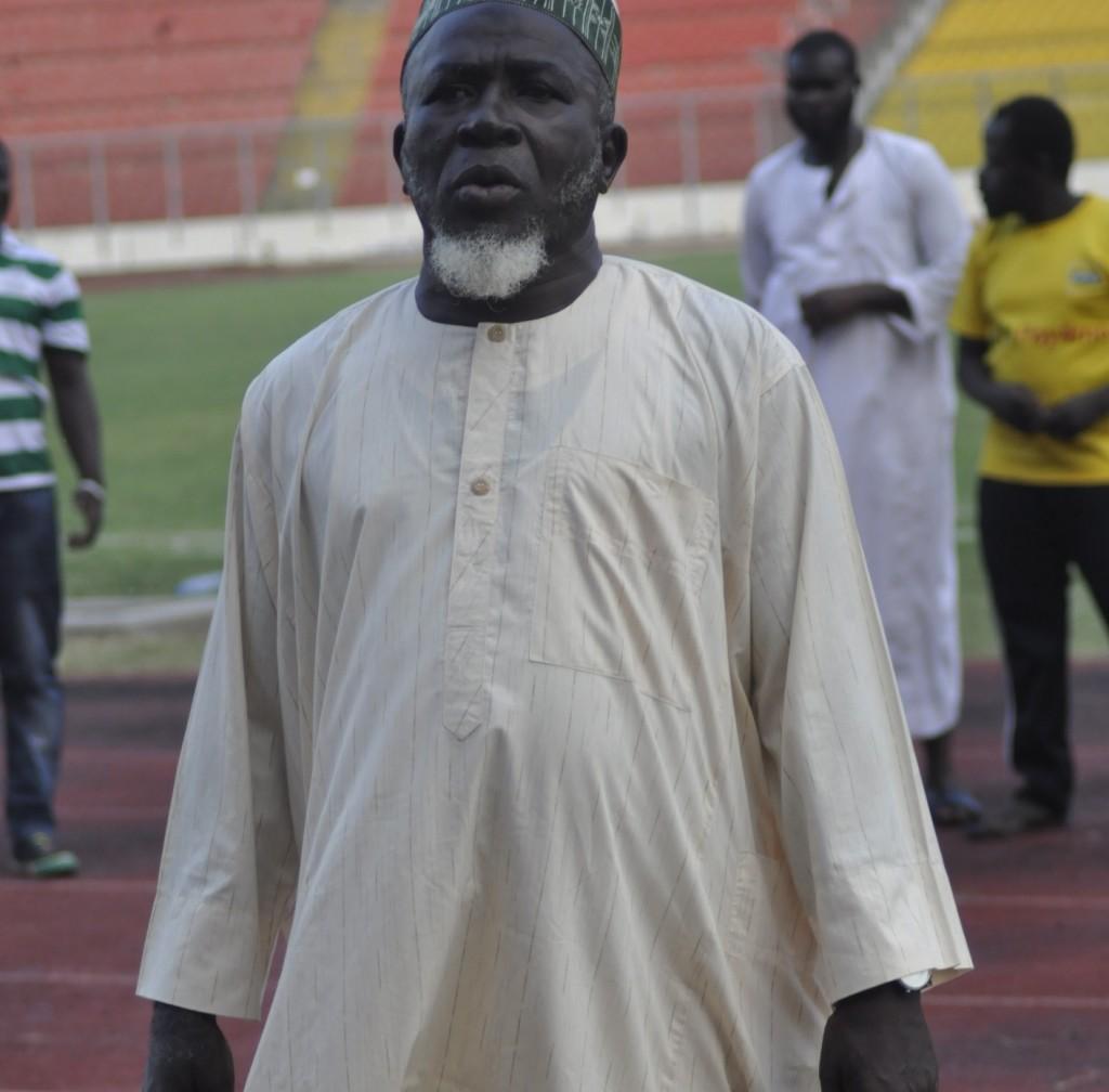 Alhaji Karim Grusah wants King Faisal to win the MTN FA Cup.