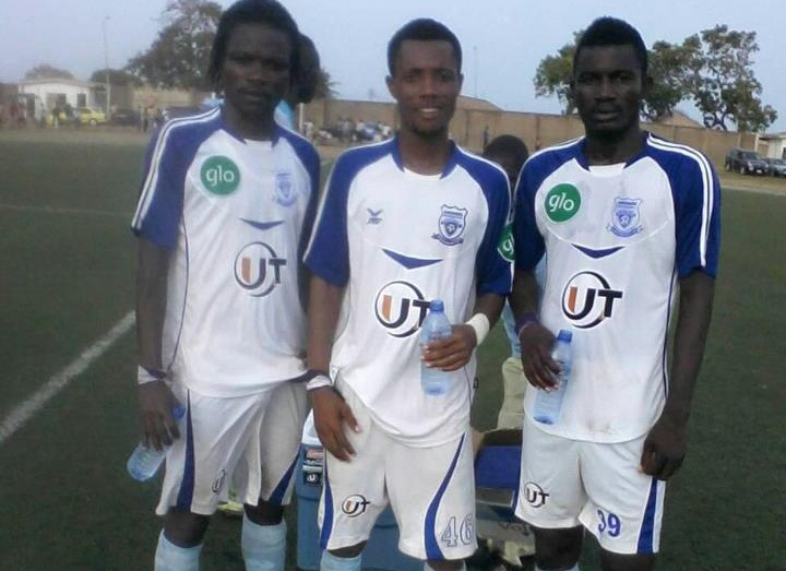 Amidaus Professionals narrowly defeated AshGold in Tema