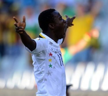 Medeama midfielder Theophilus Anobaah impressed for Ghana during CHAN tournament