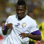 VIDEO: Watch highlights of Asamoah Gyan's brace for Al Ain in the UAE League on Sunday