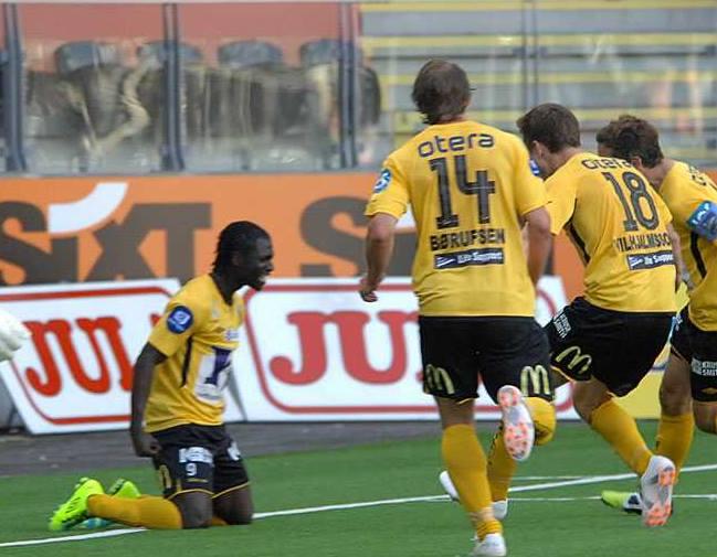 Asante scores